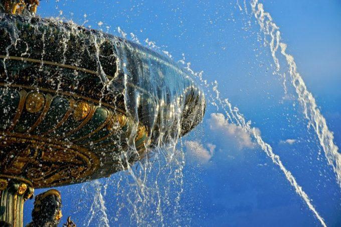 富の泉のイメージ写真