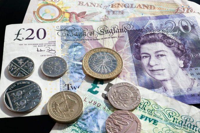イングランド銀行のイメージ写真