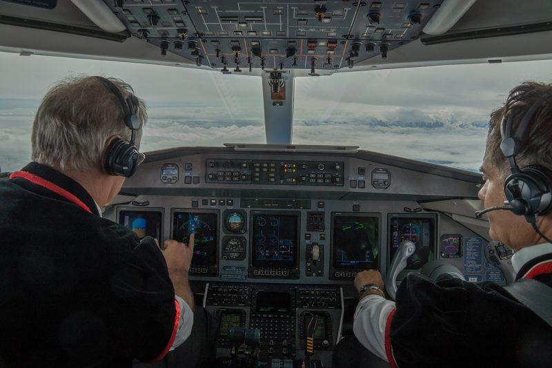 パイロットのイメージ写真