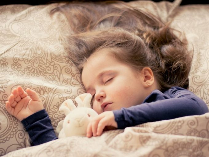 睡眠の質が高い赤ちゃん
