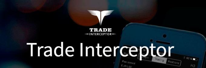 Trade Interceptorロゴ