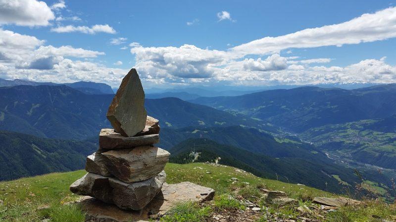 FX山の登山