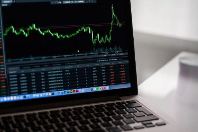 FXの取引画面